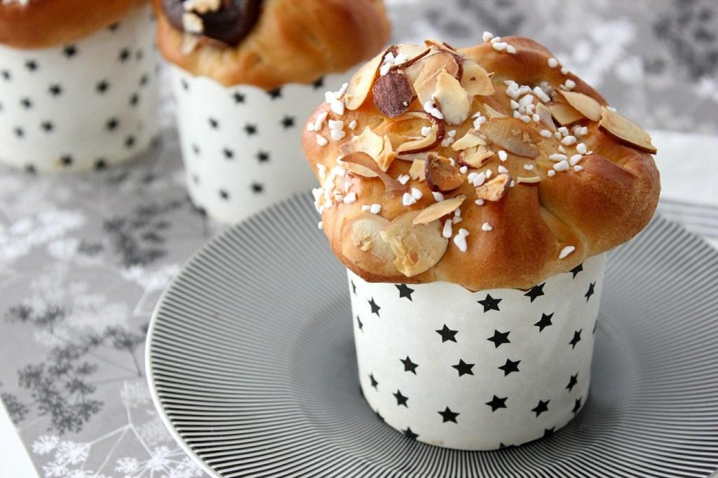 muffins de reste de galette des rois