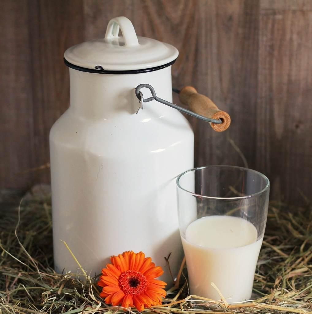 utiliser un reste de lait