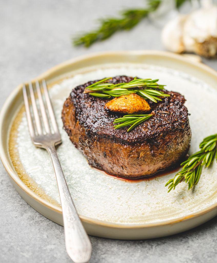 steak de fanes de carotte avec Save Eat