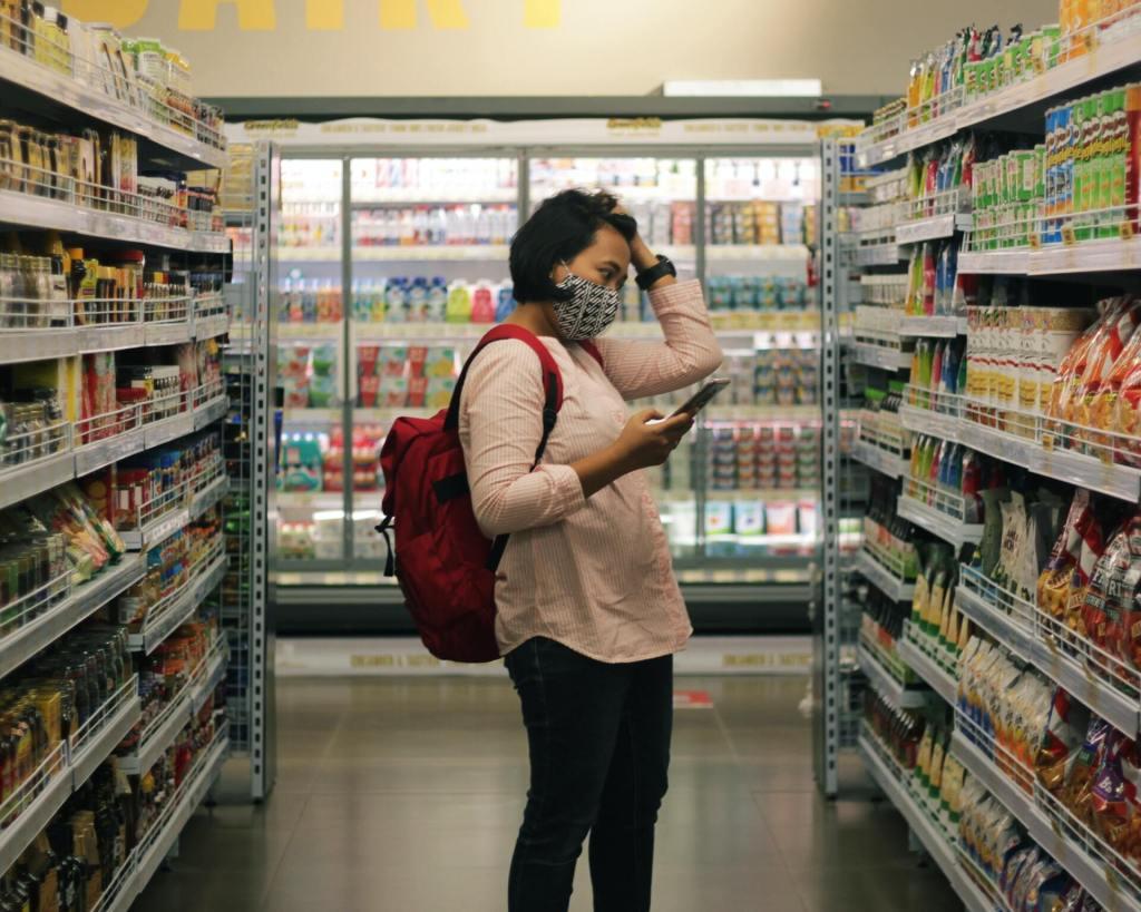 Moins gaspiller grâce à l'ensemble des actions anti-gaspi en magasin proposées par Save Eat