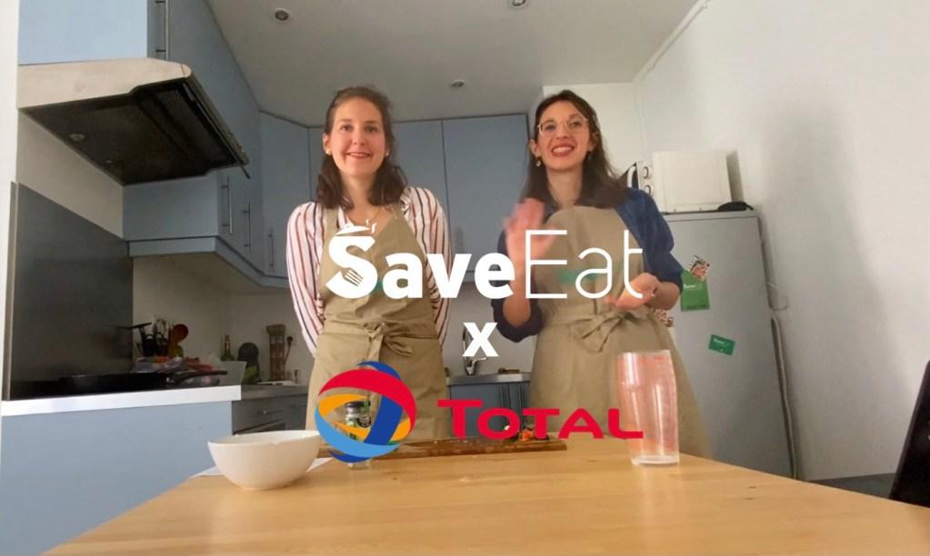 un atelier de cuisine en visio pour sensibiliser sur le gaspillage alimentaire