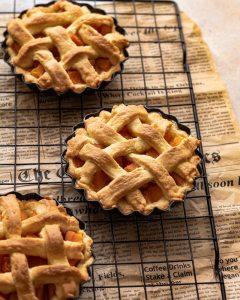 croustade d'abricots trop mûrs save eat