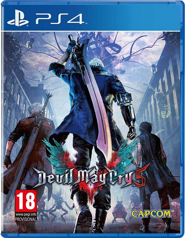 Devil May Cry 5 (PS4) Price in Pakistan