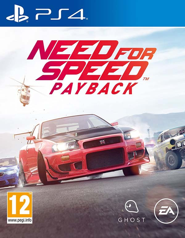 Need For Speed PayBack PS4 Price in Pakistan