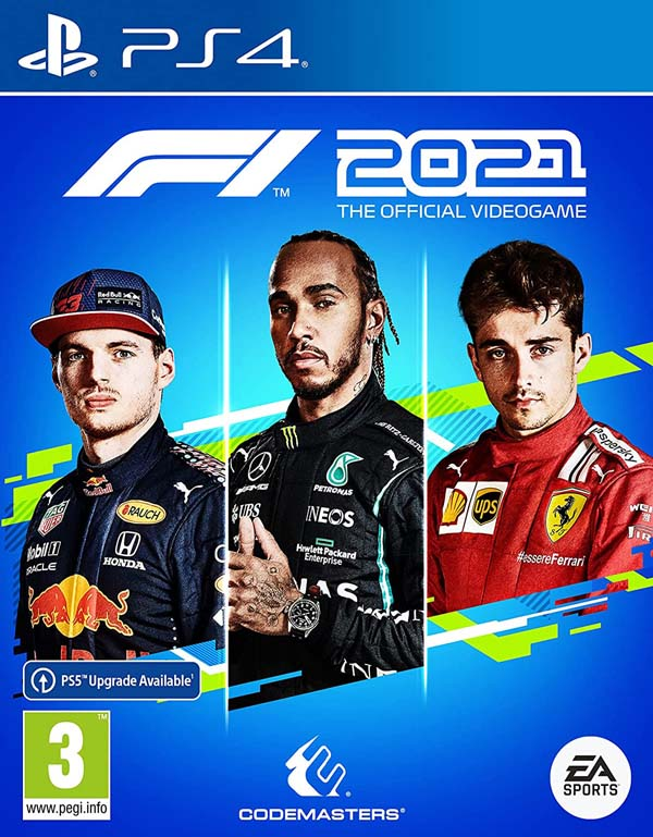 F1 2021 PS4 Price in Pakistan