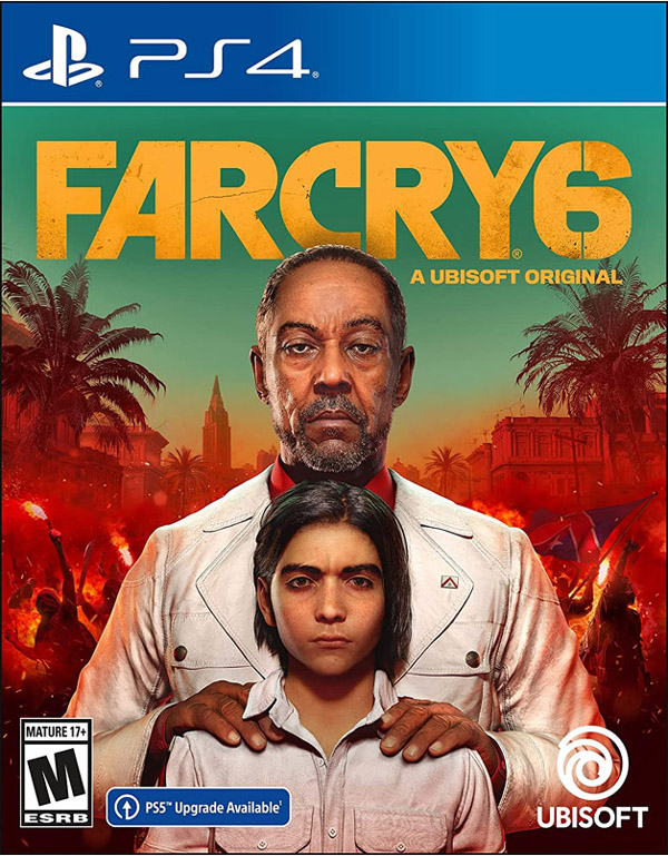 Far Cry 6 Ps4   Best Price in Pakistan