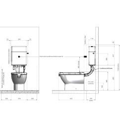 propelair high performance toilet dimensions diagram [ 1744 x 1744 Pixel ]