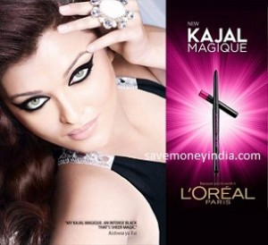 L'Oreal Paris Kajal Magique Supreme Black Rs. 165 – Amazon image