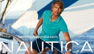 Nautica Clothing 60% off from Rs. 389 – Amazon image