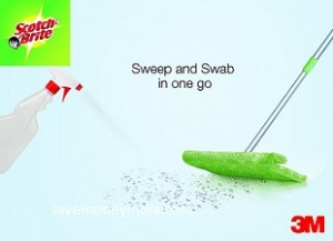 Scotch-Brite Flat Mop and Refill Rs. 999 – Amazon image