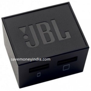 JBL Dual USB Travel Adapter Rs. 399 – Amazon image
