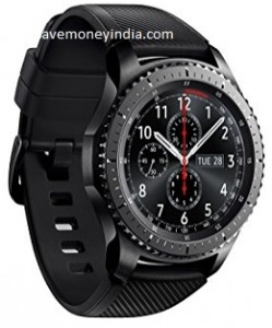 Samsung Gear S3 Smartwatch Rs. 23999 – Amazon image