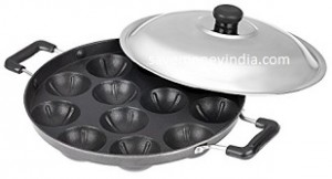 BMS Lifestyle Non-Stick 12 Cavity Appam Patra Rs. 339 – Amazon image