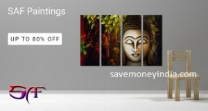 Paintings minimum 50% off from Rs. 149 – FlipKart image