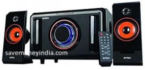 Intex 2.1 Multimedia Speaker IT-2590SUFB Rs. 1810 – Amazon image
