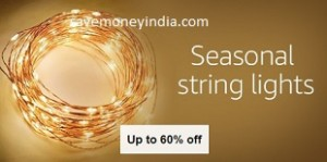 Lexton Decorative Lights 35% off or more from Rs. 121 – Amazon image