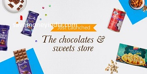Hampers & Gourmet Gifts 20% off or more from Rs. 80 – Amazon image