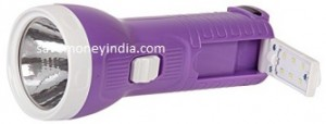 DP 0.5W LED Torch Rs. 189 – Amazon image