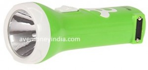 DP 0.5W Rechargeable LED Torch Rs. 149 – Amazon image
