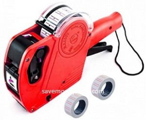 Spartan Price Labeler Rs. 299 – Amazon image
