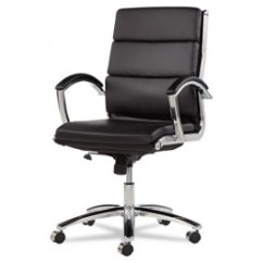 Black Leather Desk Chairs Folding Chair Jason Momoa Computer Office With Padded Arms
