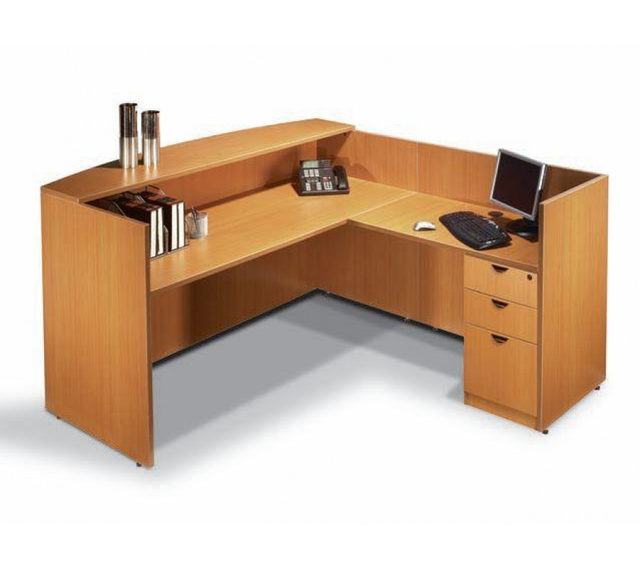 pedicure chairs used fruitwood chiavari wedding single pedestal reversible contemporary reception desk - office desks buy ...