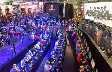 Hall Total War Arena, Gamescom 2017 de Cologne
