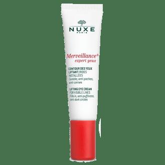 Merveillance Nuxe contours des yeux liftant lifting eye cream