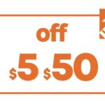 $5 OFF $50 HD HOME DEPOT PRINTABLE INSTORE COUPON