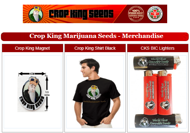 Crop King Seeds Store Discount Coupon Promo Certificate Offer5