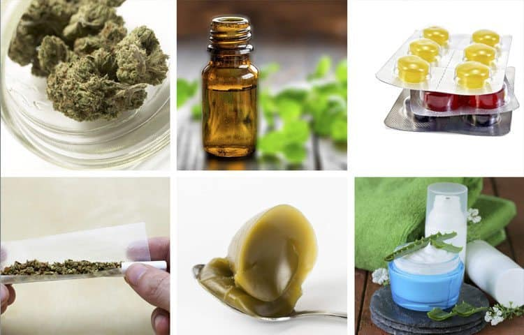 Variety of Cannabis Products Order Online Canada Mail Order Marijuana