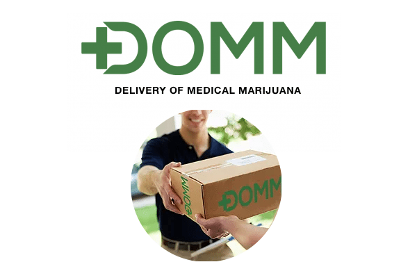DOMM Marijuana Delivery Pot Club - Arizona Coupon Code - Save Money on Cannabis Delivery