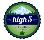 High 5 Tours Coupon Discount Coupon Promo Logo