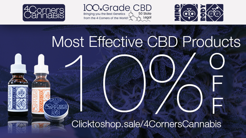 4 Corners Cannabis Coupon Code Online Discount Save On Cannabis