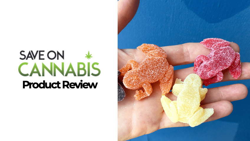 Green Roads Review - CBD Gummies - Froggies - Save On Cannabis