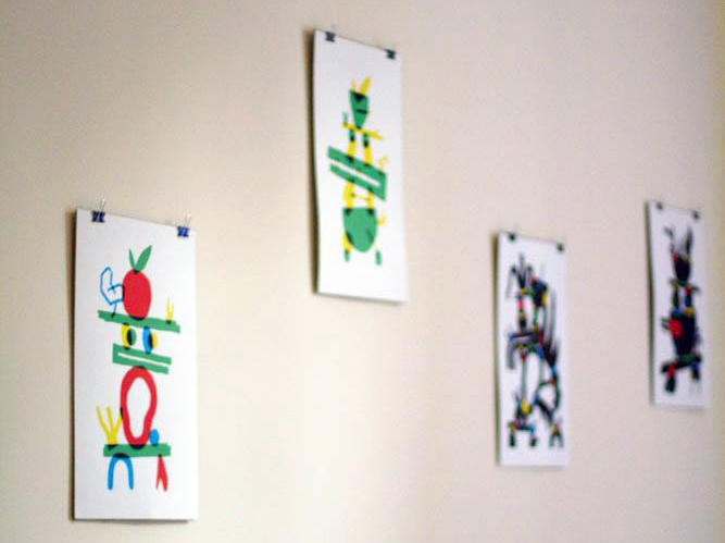 Feeder Insider Booklet #0.2 pop-up gallery Pisica Patrata kitra lente