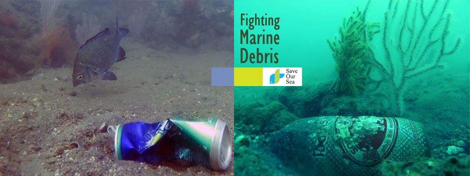 Fighting Marine Debris