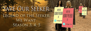 Save our Seekers - Facebook