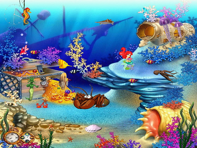 The best collection of anime wallpaper live with sound perfect for. Animated Aquaworld Screensaver for Windows - Free ...