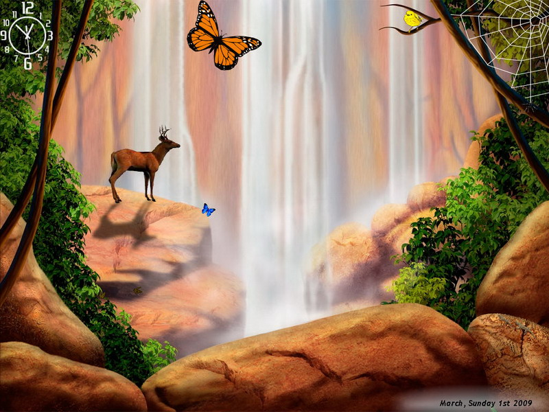 Animated Moving Wallpapers For Windows 7 Waterfalls Screensaver For Windows Download Waterfalls