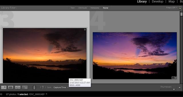 Apa Itu Foto Format RAW dan JPEG