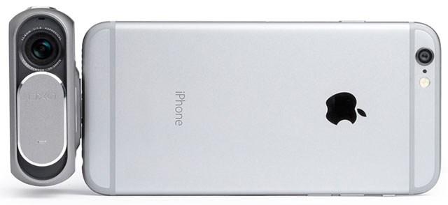 DxO One : Kamera 20 Megapixel Dengan Kualitas DSLR Untuk Iphone Anda