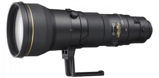 Lensa Nikkor 500mm F/4 E ED FL VR Dan 600mm F/4 E ED FL VR Akan Diperkenalkan