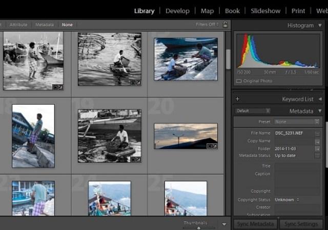 Melindungi Hak Cipta Foto Anda : 6 Langkah Mengatur Copyright Di Lightroom