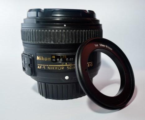 Belajar Foto Makro Dengan Reverse Ring