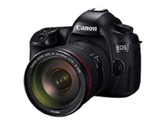 Gebrakan Canon, Sensor 250 Megapiksel dan Kamera 120 MP !