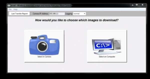 Simpan Foto Ke Laptop Dari Kamera Nikon Via Wi-Fi Dengan Airnef,