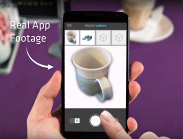 Product Camera Aplikasi