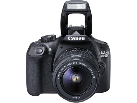 Canon EOS 1300D official
