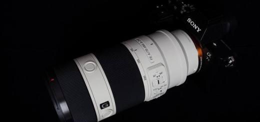 Lensa Zoom Sony
